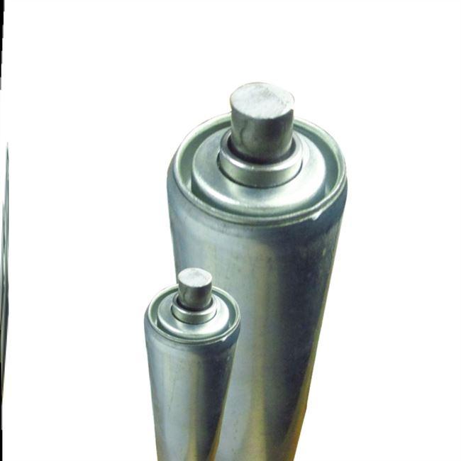 输送机配件滚轮传动滚筒轴承无动力滚筒流水线主从锟子带滚筒定做