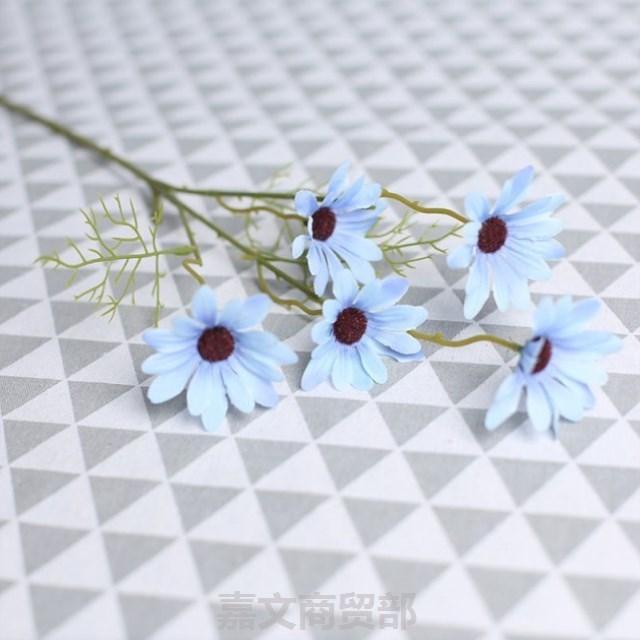 Home Daisy, chamomile, gerbera, Persian, chrysanthemum, artificial silk flower, living room, dining room, flower