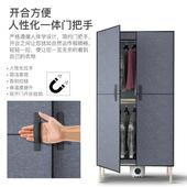 耐莎乐开门干衣机烘干机家用大容量速干衣小型烘衣机宝宝风干衣柜