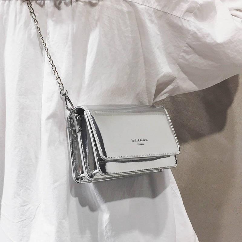 法国小众包包女包2019新款限定星空感洋气链条旗舰店官网