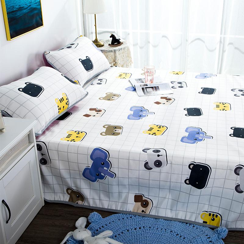 冰丝凉席三件套1.8m床夏季空调席1.5可水洗折叠宿舍单人1.2米席子