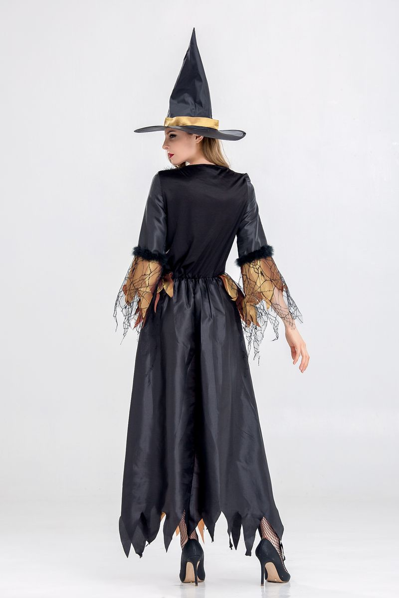Sexy Princess gowns Cosplay role play Witch Costume Sexy Halloween uniform woman