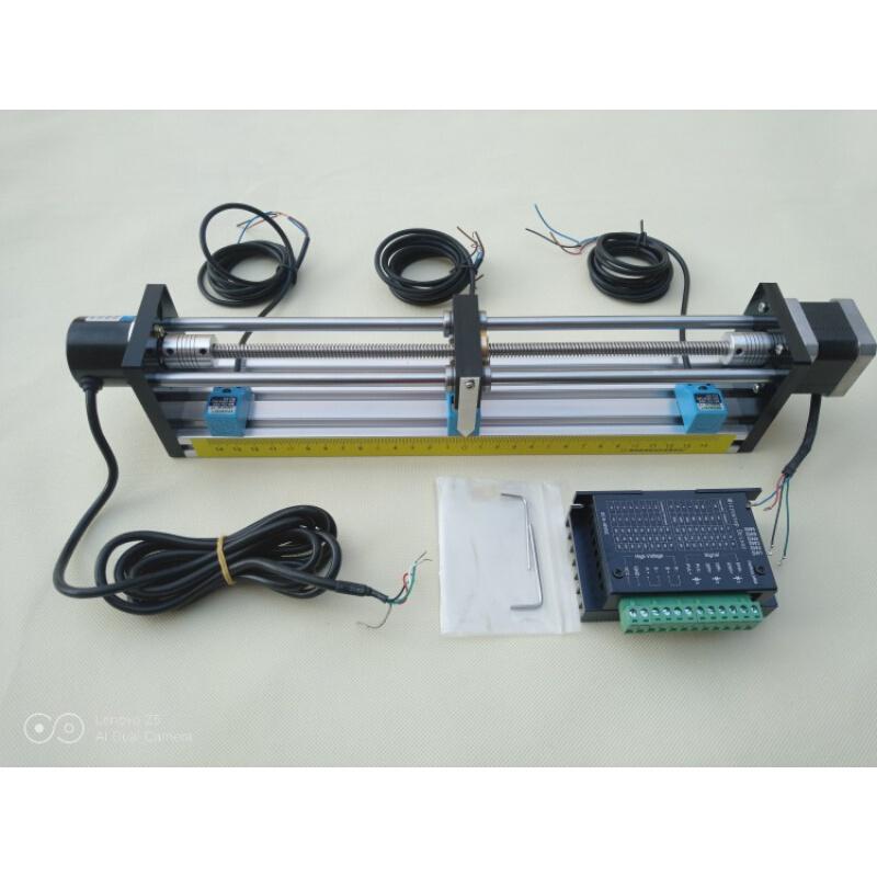 学习plc步进电机编码器款带驱动器