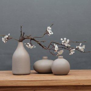家居花瓶电视柜现代禅意中式古董架陶瓷装饰品摆件特价包邮日式