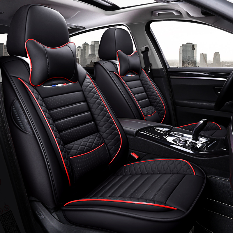 2020 net red four seasons automobile special seat cover for summer
