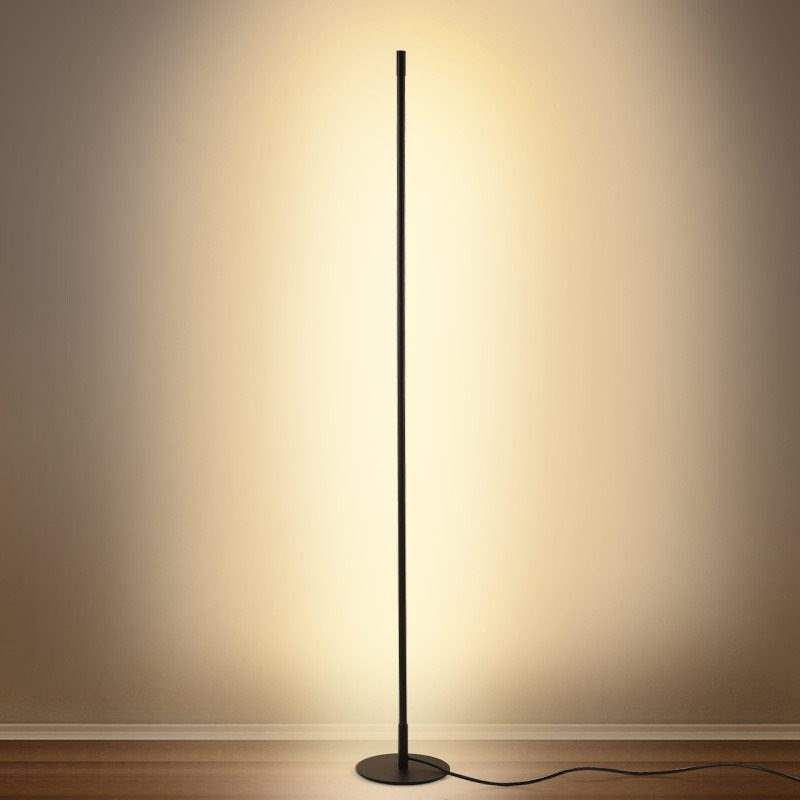 Floor lamp minimalist table lamp room wireless domestic American country exhibition hall folding tripod tripod girl long arm