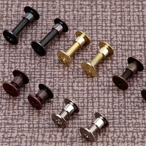 皮带螺丝皮具螺丝箱包螺钉子母铆钉皮鞋铆钉皮包螺丝