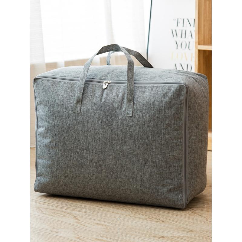 牛津布装衣服棉被子子收纳袋防潮行李整理袋衣物搬家打包的袋子