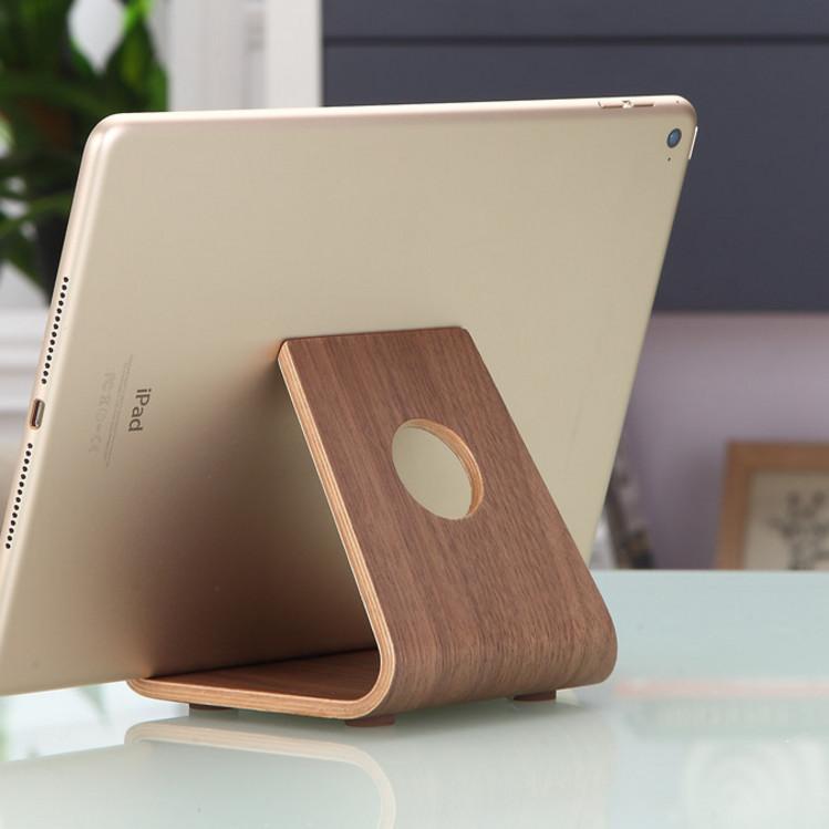 平板支架ipad架木网支架手机电脑配件支撑架底座充电架