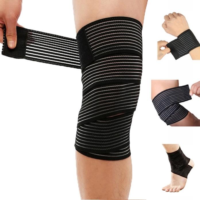 绷带护腕运动男护手腕带防扭伤护具女可调节骨折康复级弹力贴加压