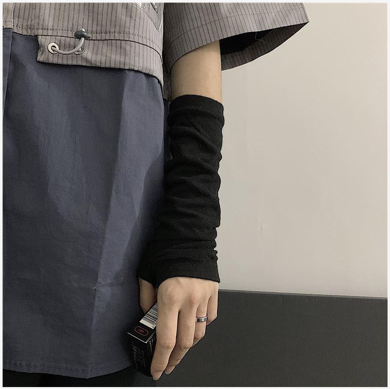 Мужские перчатки без пальцев Артикул 607356005879