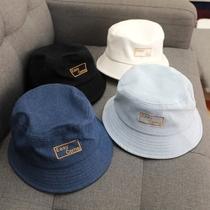儿童帽子男潮春秋季薄款3岁6女童遮阳帽小孩男童渔夫帽4宝宝8韩国