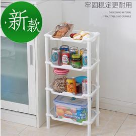 小型置物架落地迷你小号置物架落地1卧室小型创意多层塑料浴室杂