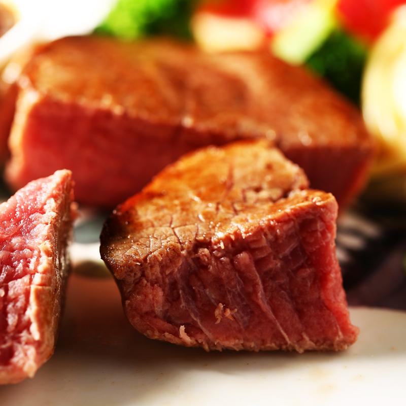 点上澳洲原肉整切牛排套餐眼肉牛排