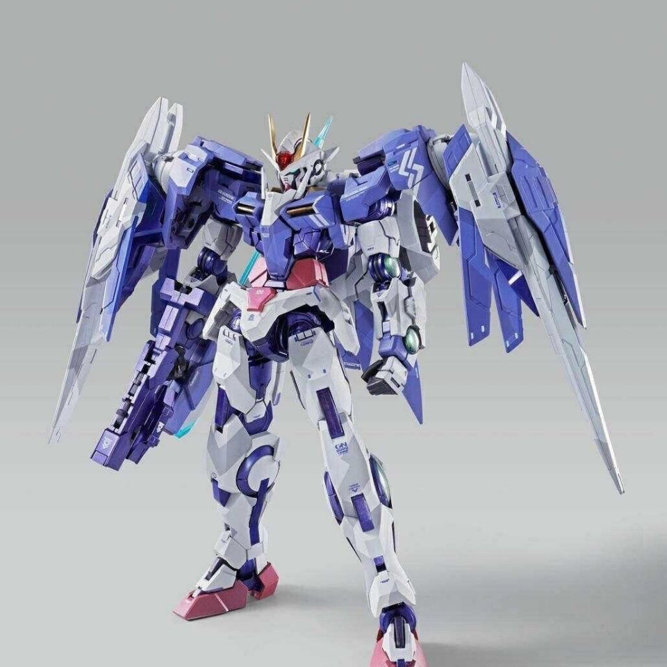 Domestic Daban GAODA model Hg raids free mg red heretic soldier destiny mecha assembled hand-made toy