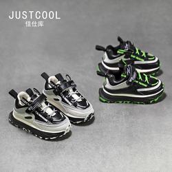 男童鞋秋冬款2020年冬季新款老爹鞋加绒运动鞋保暖棉鞋儿童鞋子潮