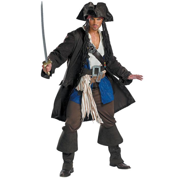 ハロウィンコスプレ海賊服カリビアン海賊服海賊服制服男
