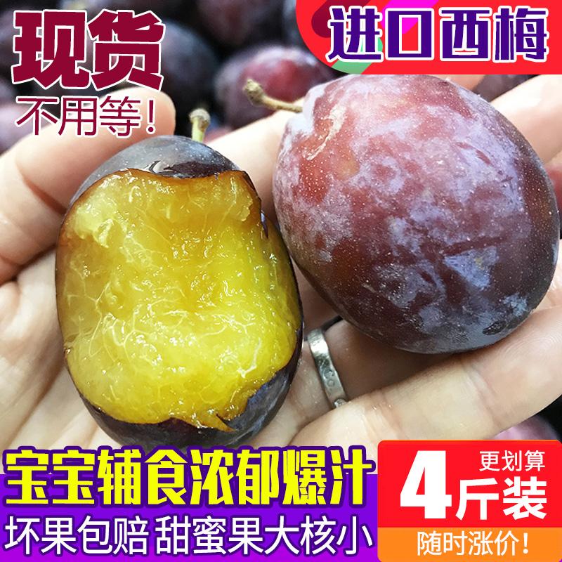 澳洲智利进口新鲜西梅鲜果新鲜水果李子当季时令孕妇水果西梅