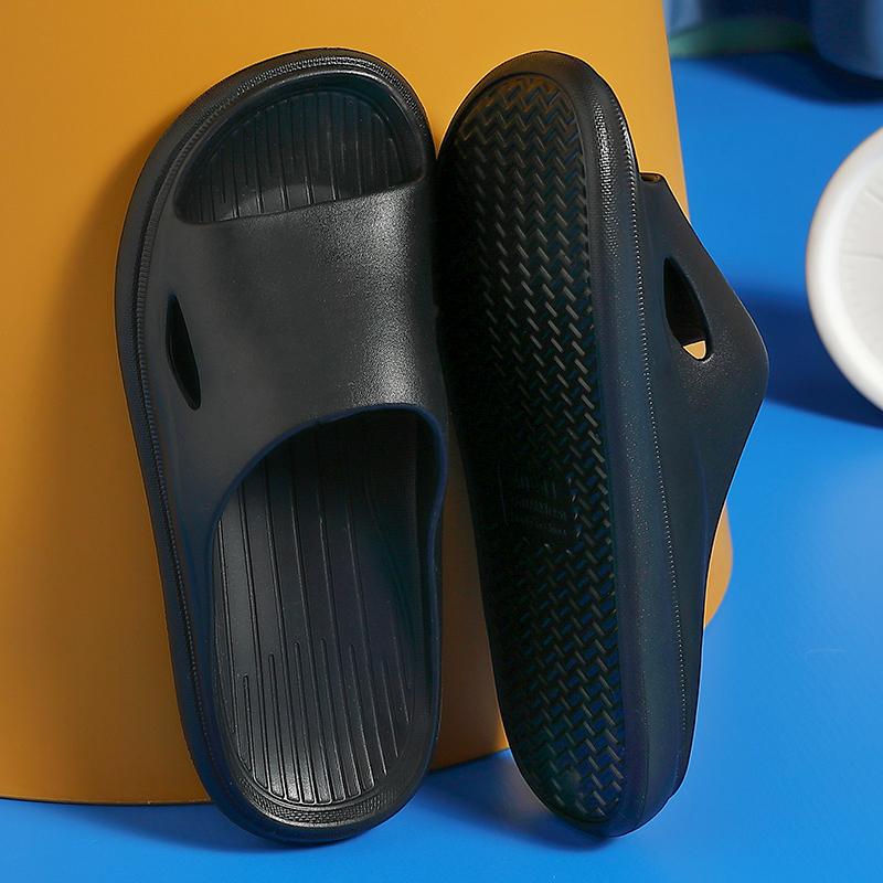 夏季潮流室外防滑防臭软底凉拖鞋质量好不好