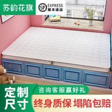 榻榻米床垫子定做椰棕家用塌塌米垫子定制尺寸卧室踏踏米床垫订做