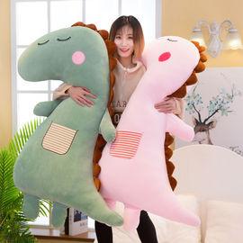 毛绒玩具恐龙抱枕女生可爱布娃娃玩偶恐龙公仔生日礼物女儿童玩具