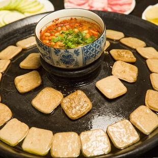 贵州大方手撕豆腐臭豆腐正宗六龙豆干毕节特产烧烤豆腐干特色小吃