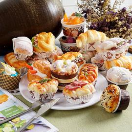 仿真假软香水果面包蛋糕食物模型慢回弹橱柜套装饰摆件婚庆礼道具图片