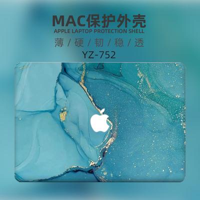 适用2020款macbook保护壳苹果电脑笔记本pro16寸外壳air13超薄mac12英寸15套13.3防摔11硅胶软壳大理石全套
