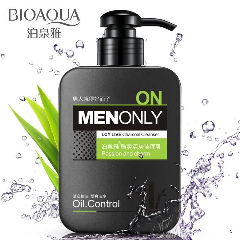 Summer mens special acne removing summer facial cleanser oil control acne removing oil adolescent boys oily skin