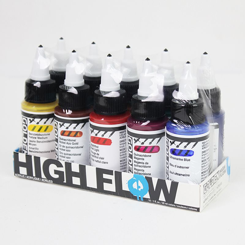 Imported basic 118 liquid color buffeting pigment * high suit color 3 tone liquid acrylic type same as ML3