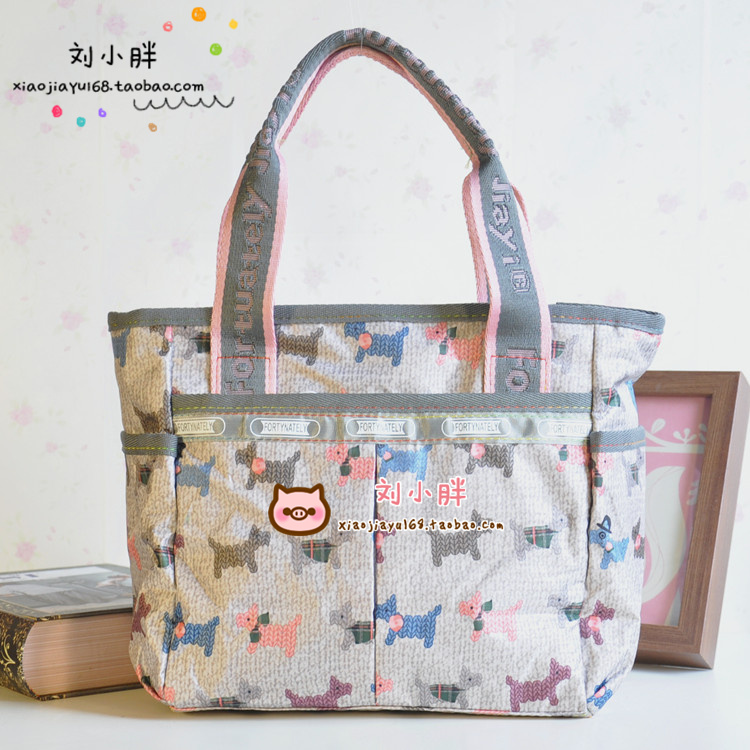 中国包包单肩包女休闲包邮包韩国可爱印花包防水小清新新款潮女包