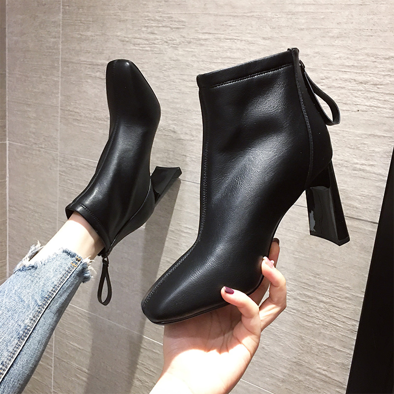 British style Martin boots womens new autumn single boots in 2020