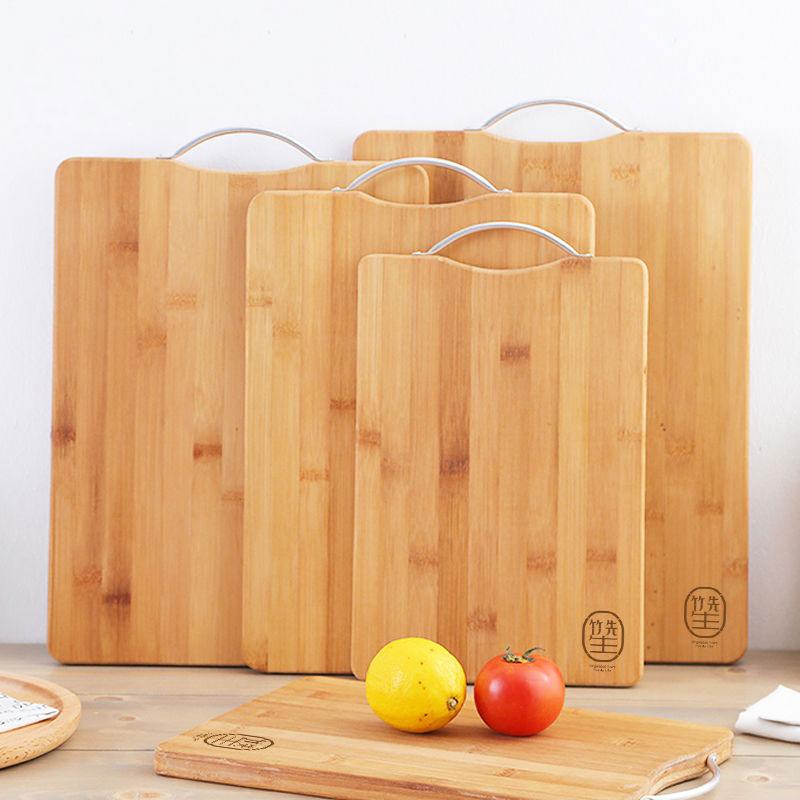 切菜板实木面板案板防霉菜板案板厨房切菜板擀面板家用砧板刀板