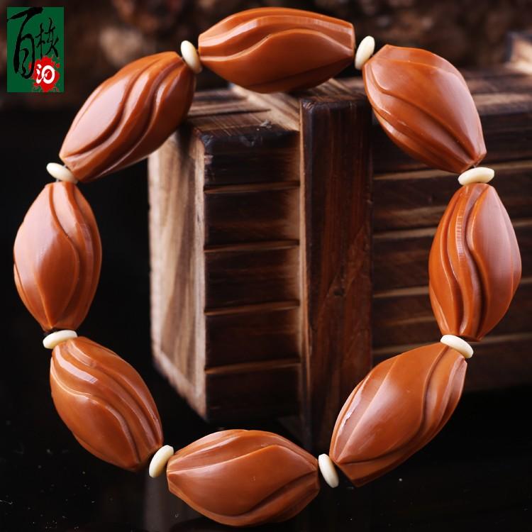 Разные сувениры из косточек фруктов Артикул 613835814043