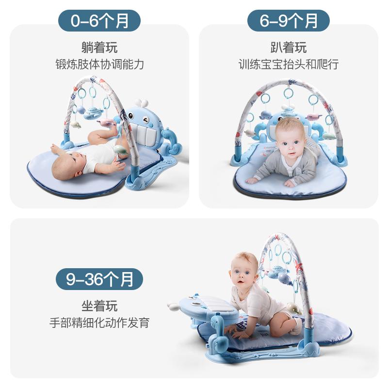 婴儿用品大全新生儿礼盒玩具套装宝宝满月礼物初生男女孩送礼高档