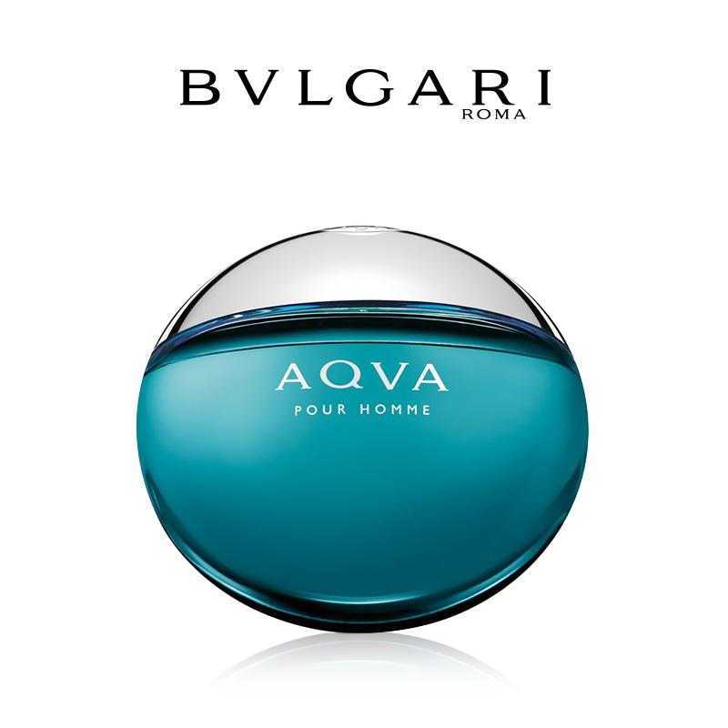 【官方正品】BVLGARI/宝格丽碧蓝男士淡香水 深邃沉静的海洋气息图片