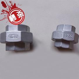 201不锈钢活接头 内螺纹油拧 由壬 Z四氟密封丝扣活结