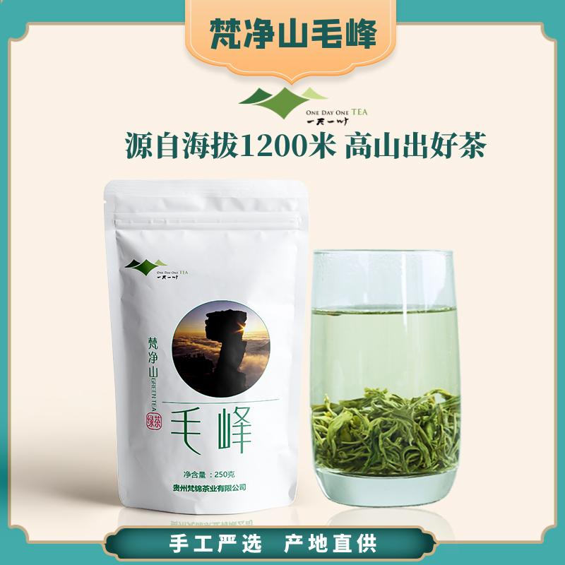 梵净山毛峰绿茶250g