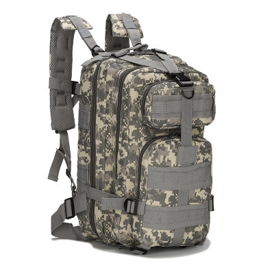 Army fan tactical backpack attack bag men and women small outdoor 3P backpack mountaineering bag hiking camouflage Backpack