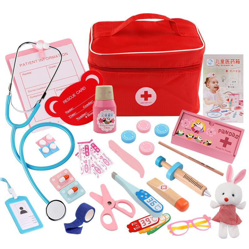 61 childrens nurse doctor professional role play clothing kindergarten show a masters white coat