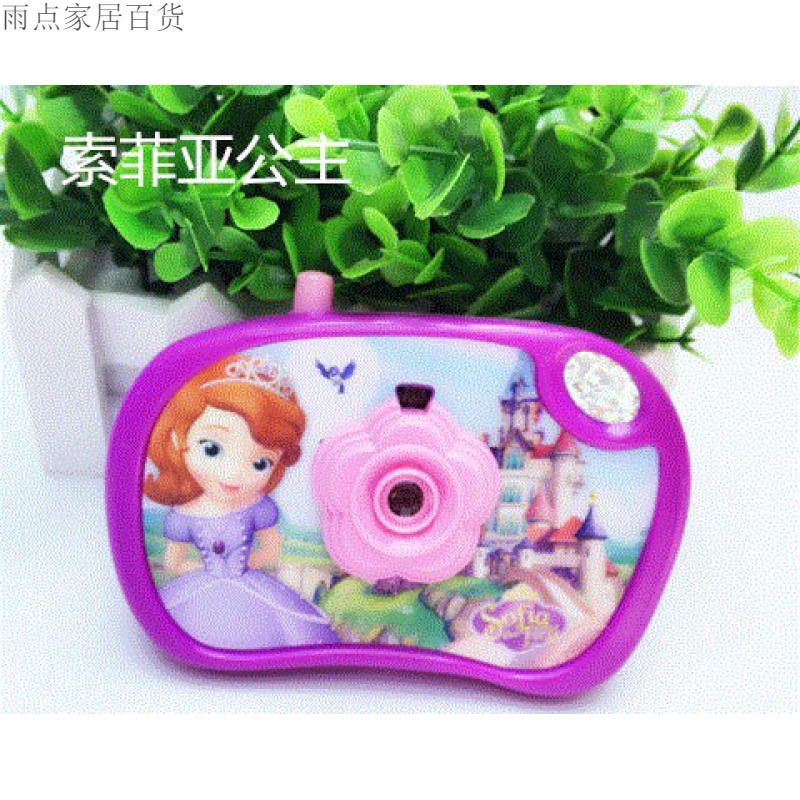 Pink small photography children photographer girl cartoon children camera imaging digital personality portable toy model