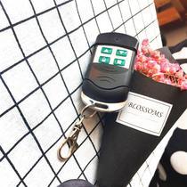 433大金屬通用對拷貝電動卷簾門卷閘道閘伸縮門鑰匙車庫門遙控器