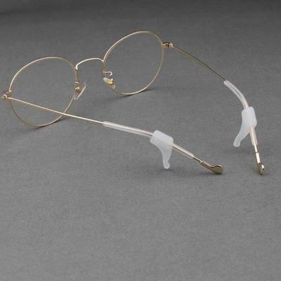 脚超软附件挂新款创意耳朵固定眼镜的防滑套小号礼物镜框耳勾眼。