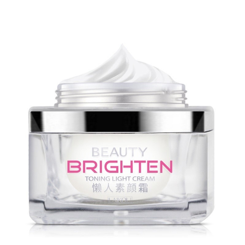 The lazy person cream cream moisturizes cream and moisturizes the skin, and it concealments the concealer nude make-up V7 cream woman.