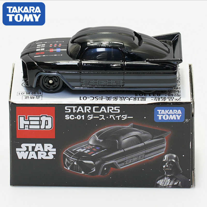 Tomica Star Wars SC-01 Darth Vader