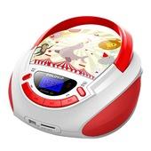 金业手提式cd机蓝牙播放机学生cd光盘机英语学习机胎教MP3收音机