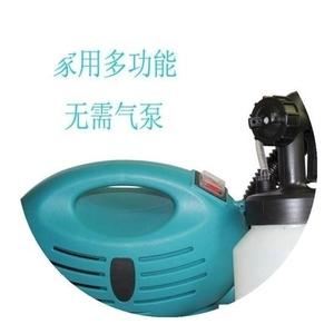 家用220V/110V电动小型喷涂机乳胶漆油漆木漆喷枪吹风机高雾化DIY