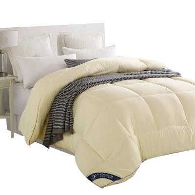 大学生寮用のシングルベッド掛け布団セット4点セットの3点セットには、布団の芯が含まれています。