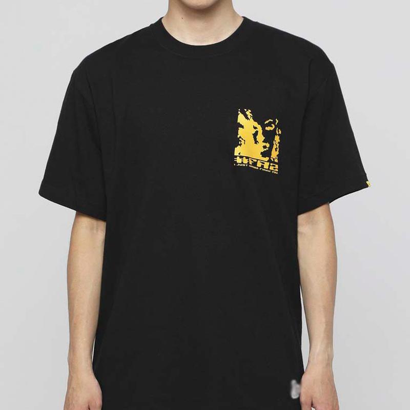 Ltri tide brand #fr2 spot symbol T-shirt 2020 new figure print T-shirt short sleeve