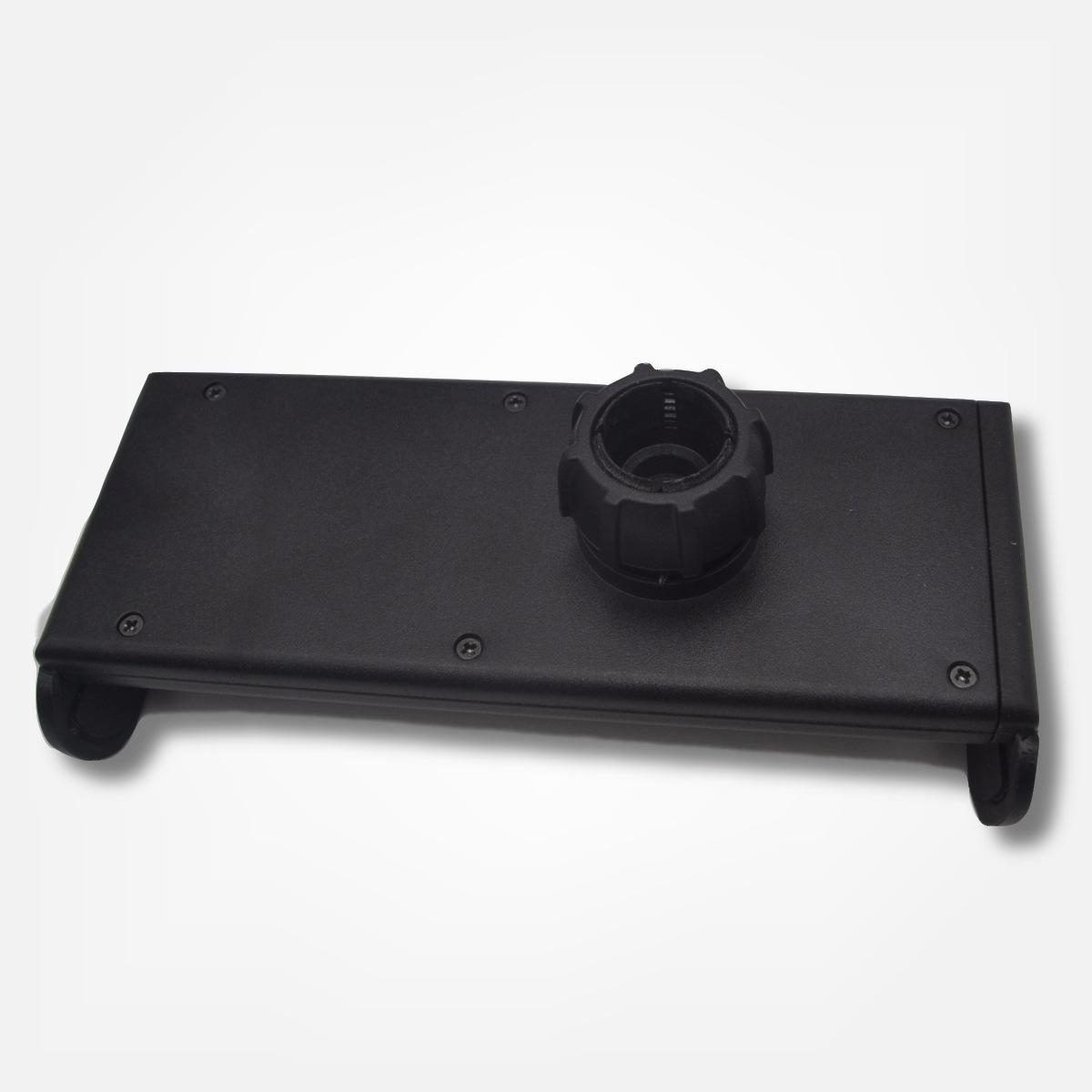 Clip Tablet PC lazy clip stretch 12.9 iPad through bracket head inch head with head bed accessories hand.